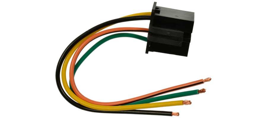 Blower Motor Wiring Harness | Wiring Diagram on