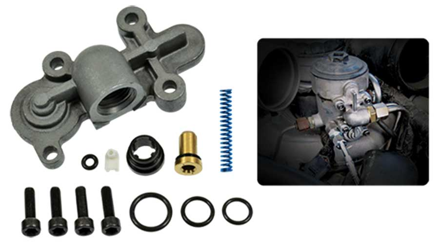 Standard Motor Products PR203T Fuel Pressure Regulator Kit