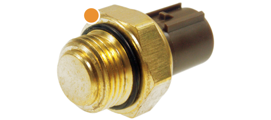 Standard Motor Products TS-37 Engine Coolant Temperature Sender