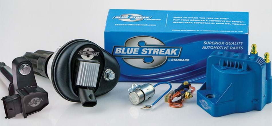 Blue Streak by Standard Ignition Coils