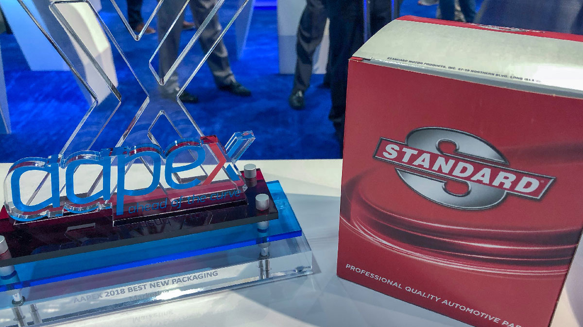 Standard The Aftermarket Leader Since 1919 Federal Cooler Packaged Wire Diagram New Packaging Award